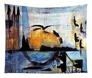 Bird Tribes Tapestry