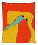 Birdies - Q11a Tapestry