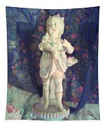 Bisque  Doll Tapestry