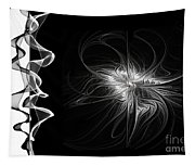Black And White - 2 - Negative Tapestry