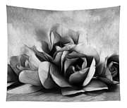 Black And White Is Beautiful Tapestry