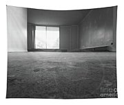 Black And White Window Light Tapestry