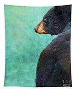 Black Bear's Bum Tapestry