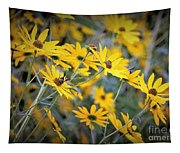 Black-eyed Susan Texturized Tapestry