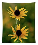 Black Eyed Susans 3276 H_2 Tapestry