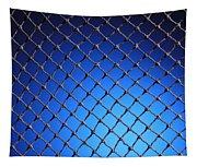 Black Net Tapestry