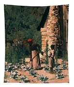 Black Sharecroppers, 1879 Tapestry