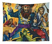 Blackbeard Tapestry