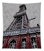 Blackpool Tower Tapestry