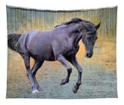 Blacks Danse Tapestry