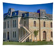 Blanco County Courthouse Tapestry