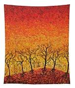 Blaze Tapestry