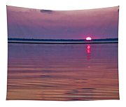 Blazing Sunrise  Tapestry