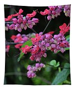 Bleeding Heart Vine Tapestry