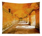 Blenheim Arches Tapestry