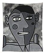 Blind Date Guy Tapestry