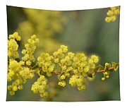 Blooming In Yellow Tapestry