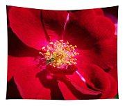 Blooming Rose Tapestry