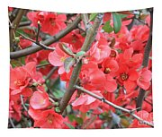 Blossoms Branches And Thorns Tapestry