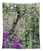 Blossoms Galore Tapestry