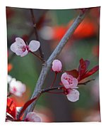 Blossoms Petite Tapestry