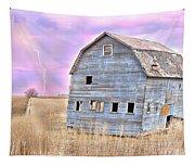 Blue Barn Tapestry