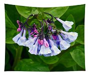 Blue Bells Tapestry