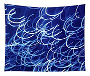 Blue Breasts Tapestry