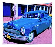 Blue Buick Tapestry