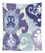 Blue Curry I Tapestry