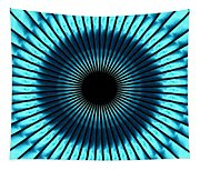 Blue Eye Tapestry