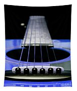 Blue Guitar 14 Tapestry