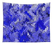 Blue Ice Tapestry