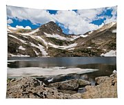 Blue Lake Colorado Tapestry