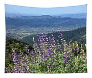 D3b6377-blue Lupine And Kenwood  Tapestry