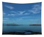Blue Madrona Tapestry