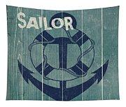 Blue Nautical-jp3614 Tapestry