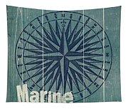 Blue Nautical-jp3616 Tapestry