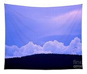 Blue On Blue Tapestry