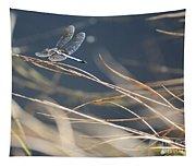 Blue Pond Tapestry