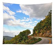 Blue Ridge Parkway, Buena Vista Virginia 6 Tapestry