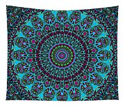 Blue Riot Tapestry