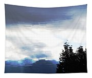 Blue Skies  Tapestry