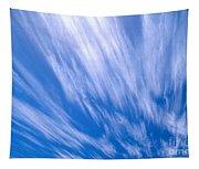 Blue Sky Tapestry