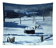 Blue Snow. The Battery Tapestry