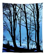Blue Woods Tapestry