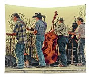 Bluegrass Evening Tapestry