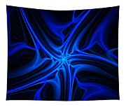 Blueness Tapestry