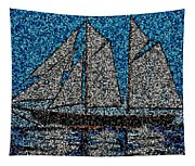 Bluenose II Tapestry
