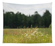 Bluff Lake Ca Wild Flowers 5 Tapestry